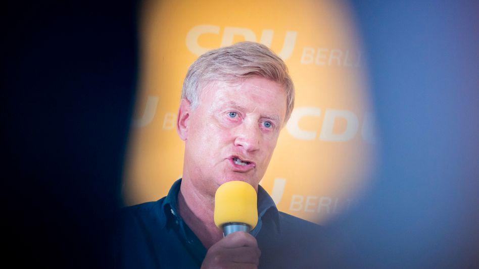 Ole von Beust meint, die Gründe für das historisch schlechte Abschneiden der Union bei der Bundestagswahl zu kennen