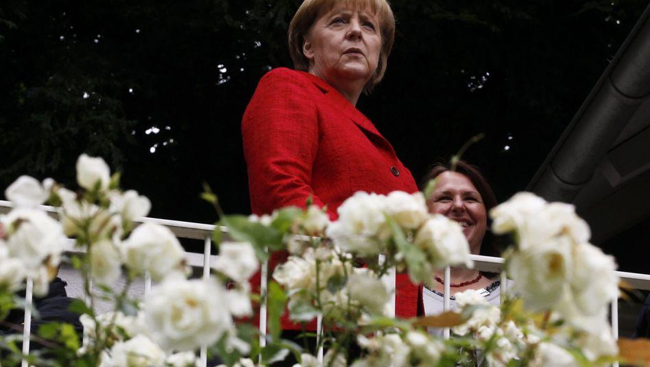 """Kanzlerin Merkel: """"Der Zweck heiligt nicht die Mittel"""""""