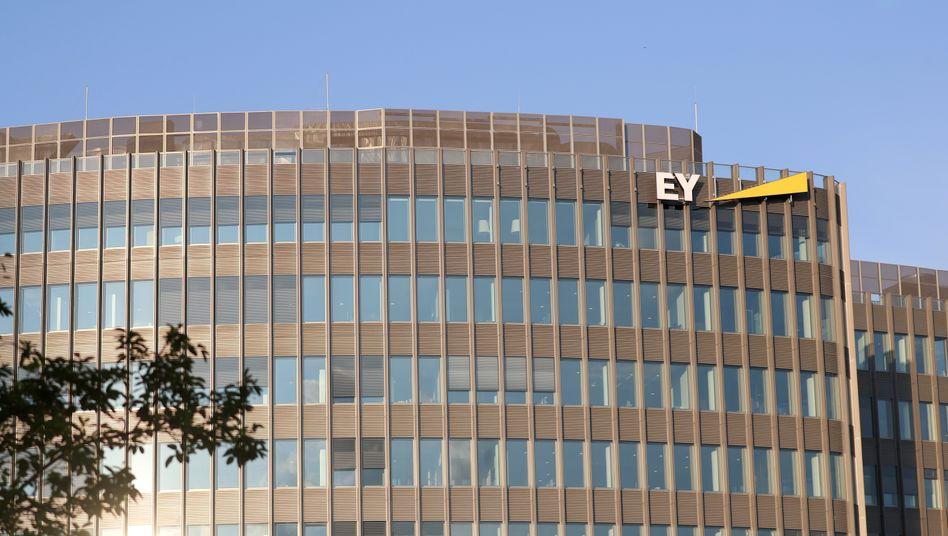 EY-Gebäude in Berlin