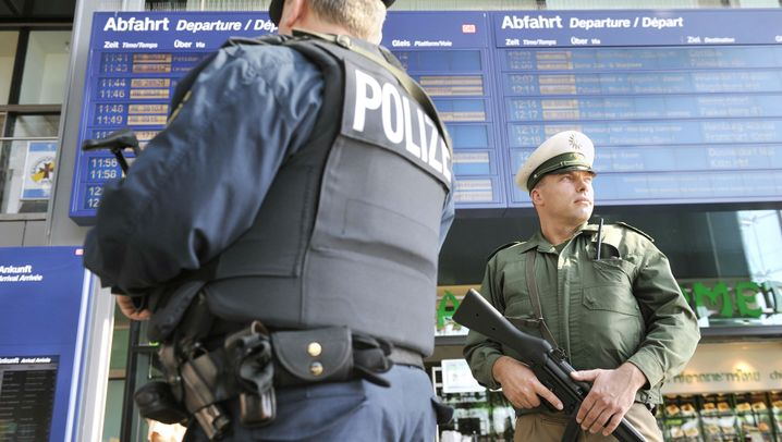 Photo Gallery: Terror Threat to Germany