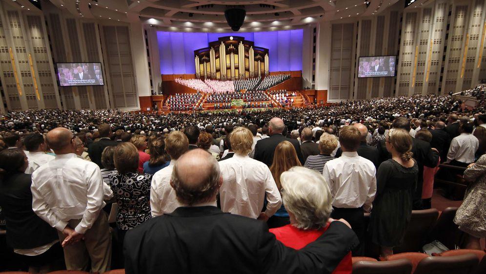 Mormonen: Postume Taufen