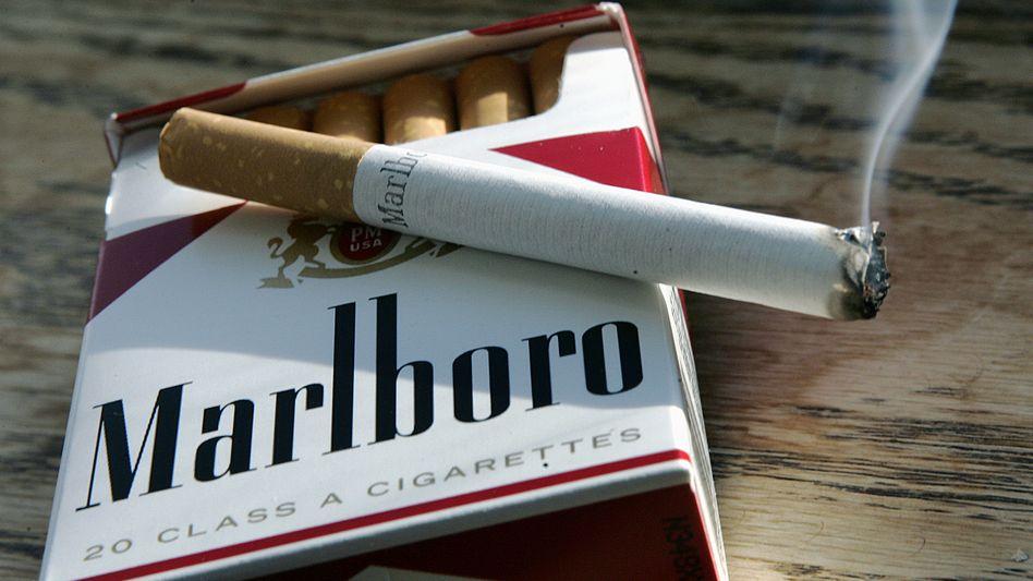 Philip-Morris-Marke Marlboro: Die Geschäfte laufen gut