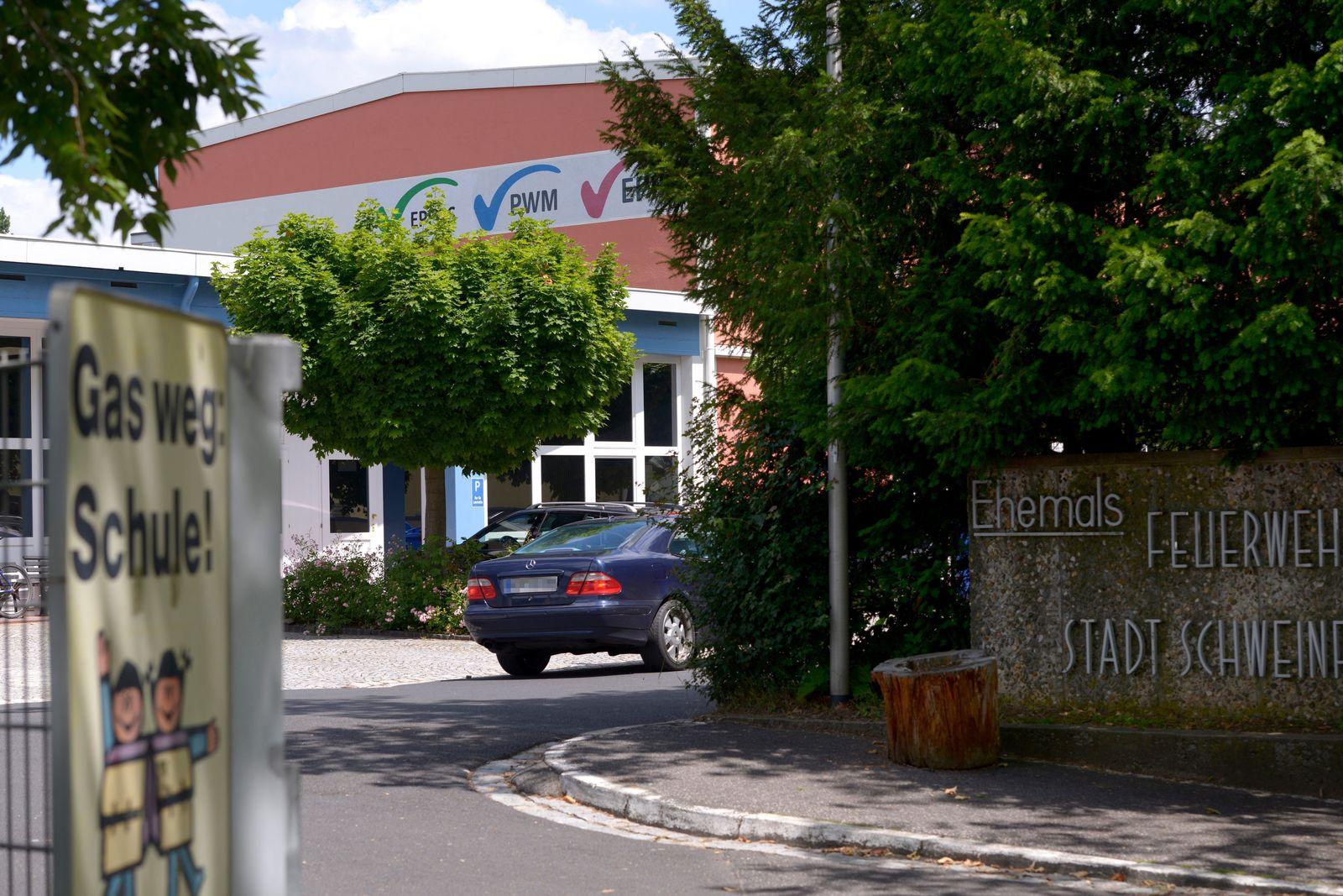 Private Schulen Schwarz / Schweinfurt