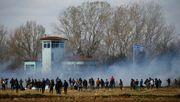 T??rkische Soldaten sollen auf deutsche Frontex-Beamte gezielt haben