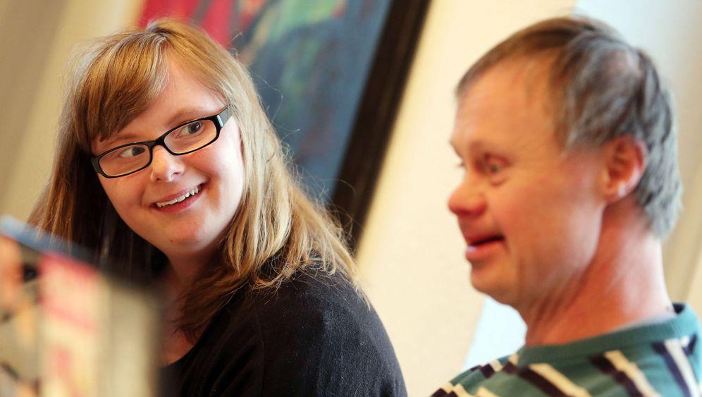 """Redakteure mit Down-Syndrom: """"Ich bin da, weil ich schreiben kann"""""""