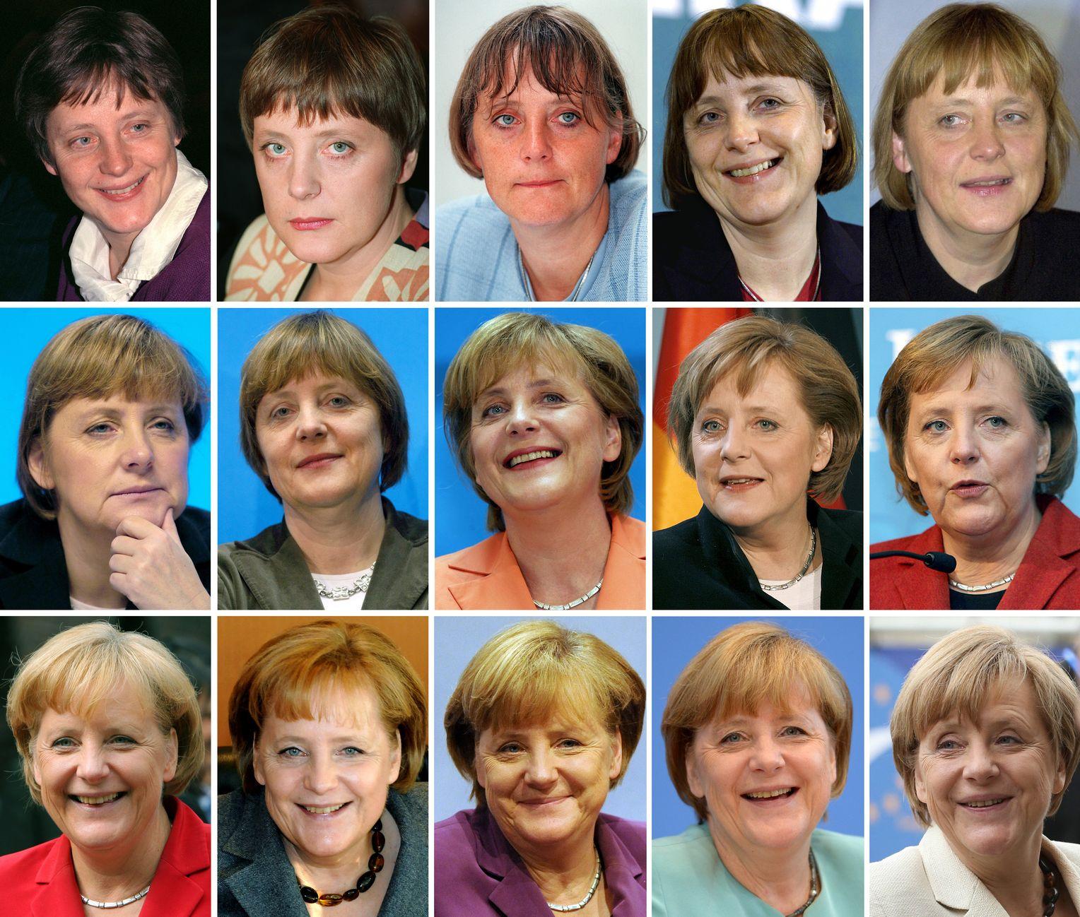 Merkel leadership