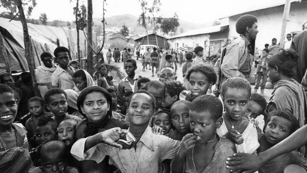 Äthiopien 1984: Gesichter des Hungers