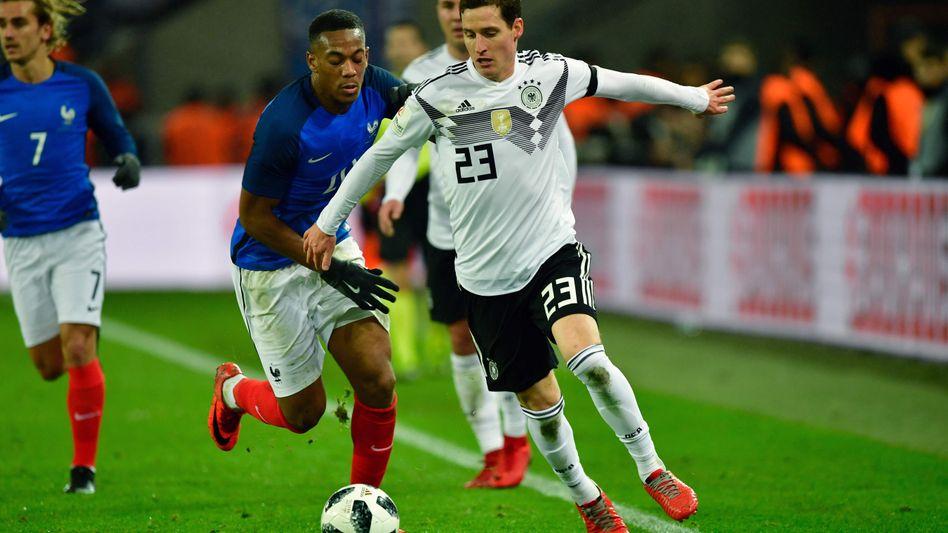 Nach über einem Jahr kehrt Sebastian Rudy in die Nationalmannschaft zurück
