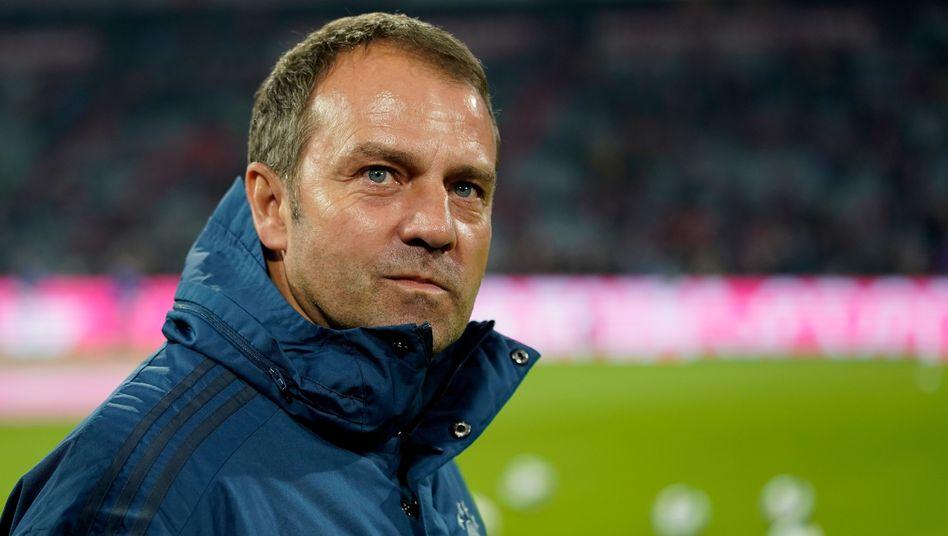 Hansi Flick beim FC Bayern: Der Klimaretter