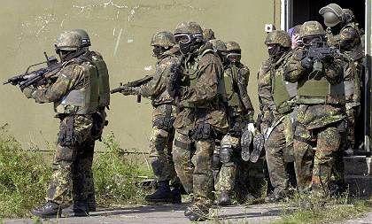 Das Kommando Spezialkräfte: Internationale Militäreinsätze, bei denen Guantanamo-Häftlinge gefangen genommen wurden