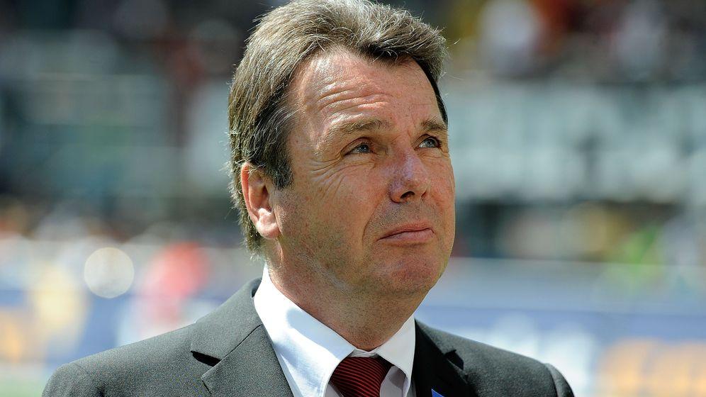 Eintracht-Chef Bruchhagen: Frankfurts bester Manager