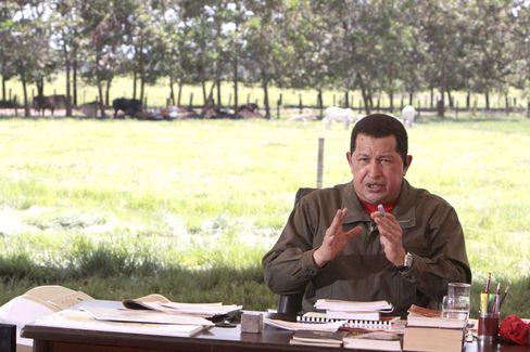 """Venezuelas Präsident Chávez: """"Auf jeden Angriff antworten"""""""