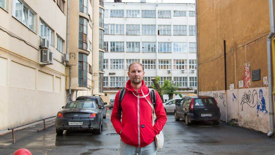 War WM in Jekaterinburg? Dimitrij Moskwin findet, dass das Turnier seine Stadt nicht groß verändert hat. Der Aktivist kämpft für das architektonische Erbe seines Ortes - und setzt auf ein anderes Ereignis.