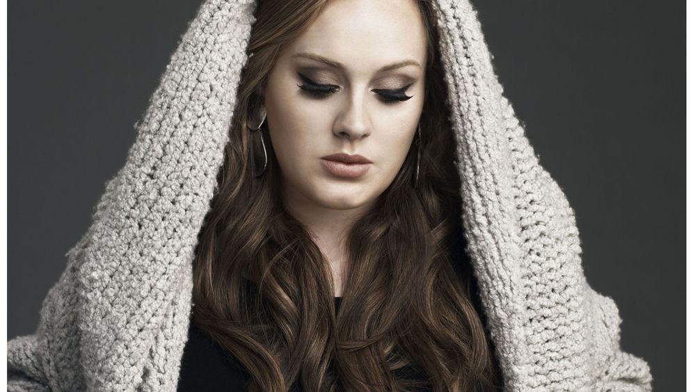 """Soulsängerin Adele: """"Ich treffe alle Entscheidungen selbst."""""""