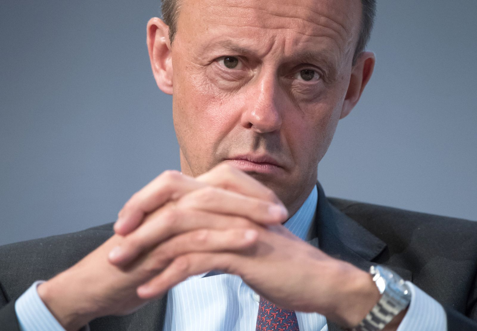 Politikveteranen/ Friedrich Merz