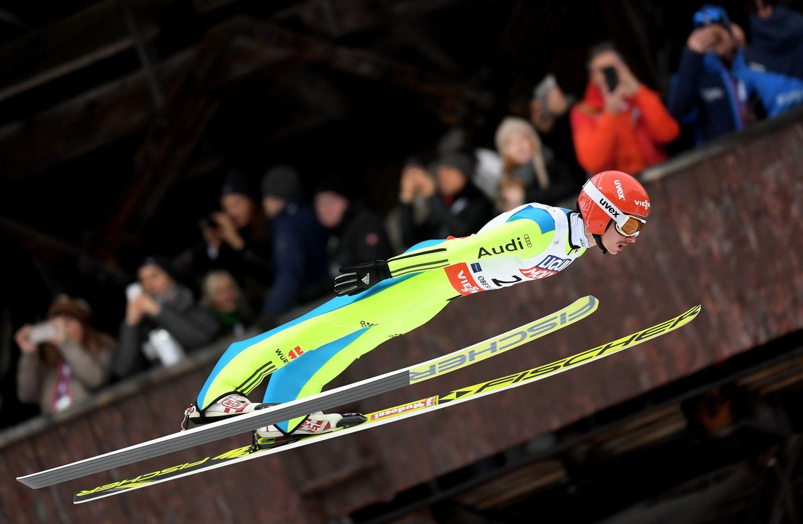 Richard Freitag Skiflug-WM