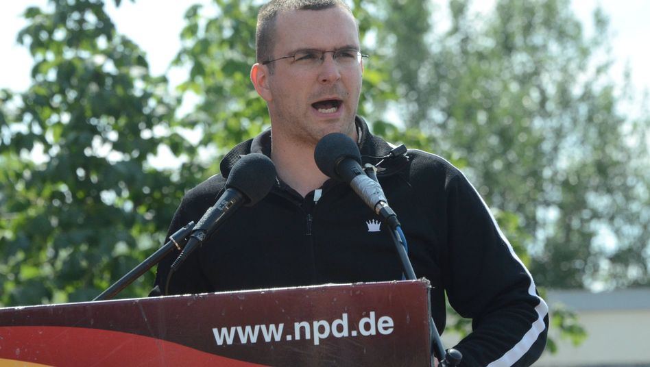 NPD-Landeschef Schmidtke: Zentrale Führungsfigur der Rechtsextremen in Berlin