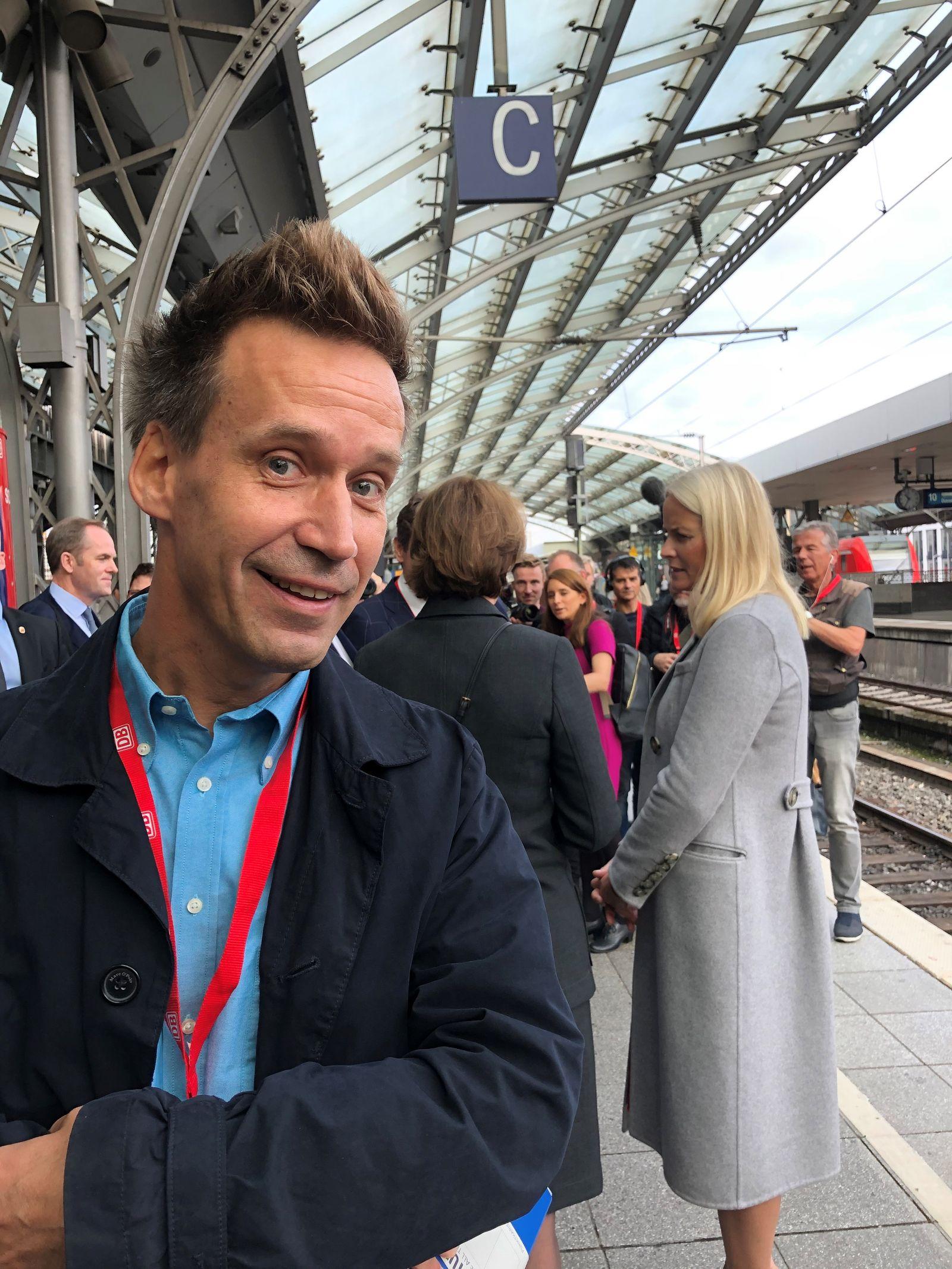 Volker Weidermann / Buchmesse