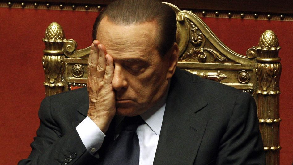 "Berlusconi: Der ""Fall Ruby"" holt den 74-Jährigen ein"
