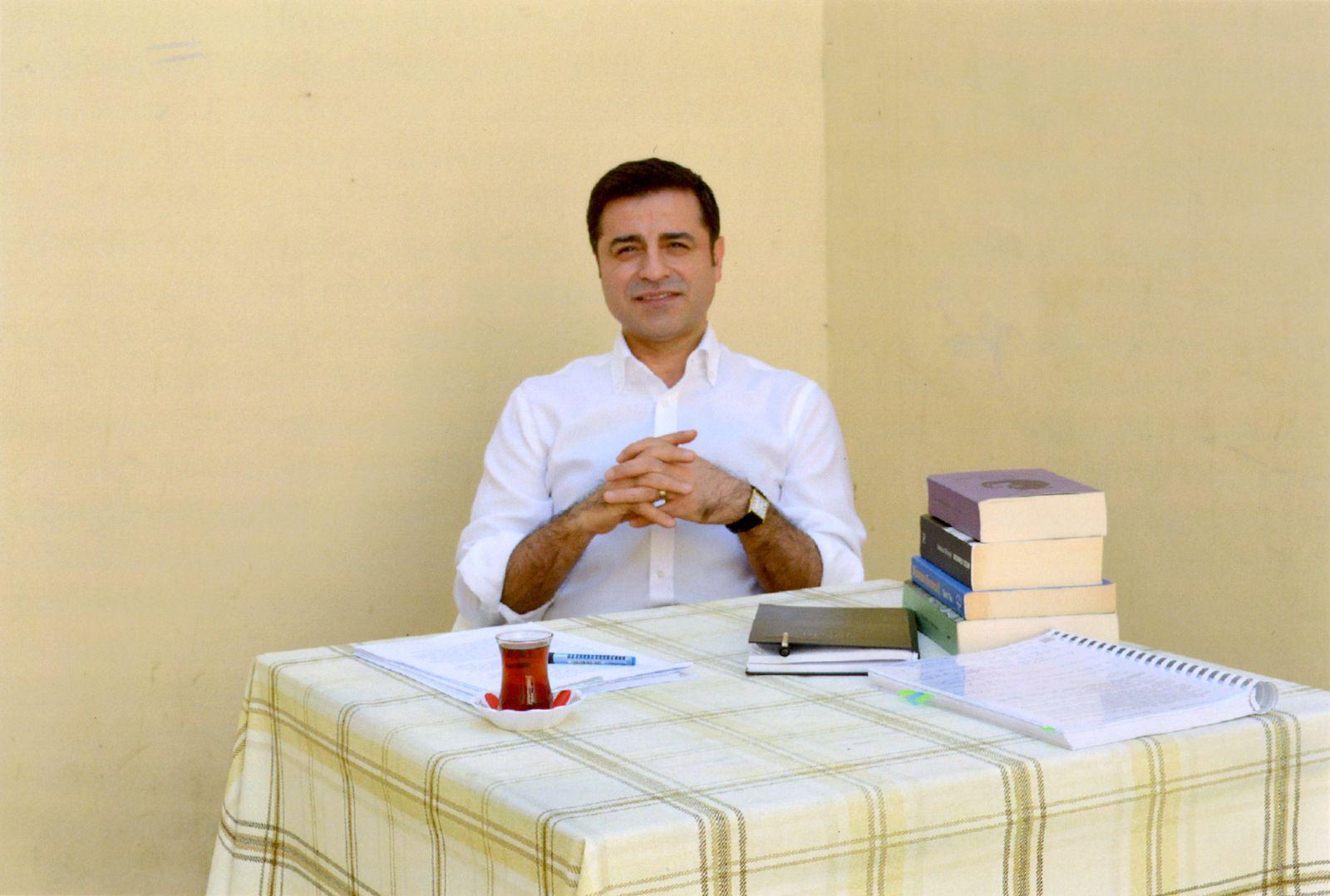 Präsidentschaftskandidaten Selahattin Demirtas