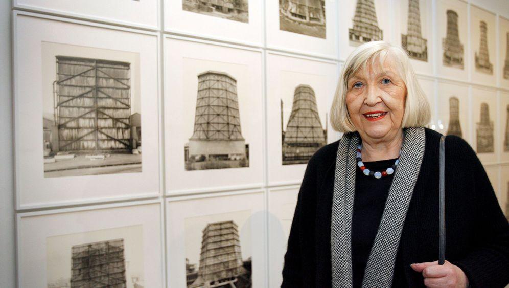 Hilla Becher: Betont sachlich