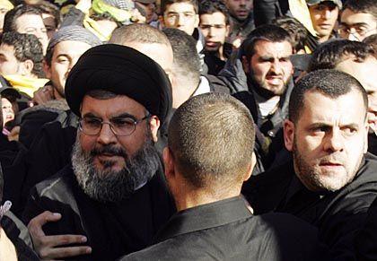 Libanons Hisbollah-Chef Hassan Nasrallah: Rundgang durch Beiruts schiitische Vororte