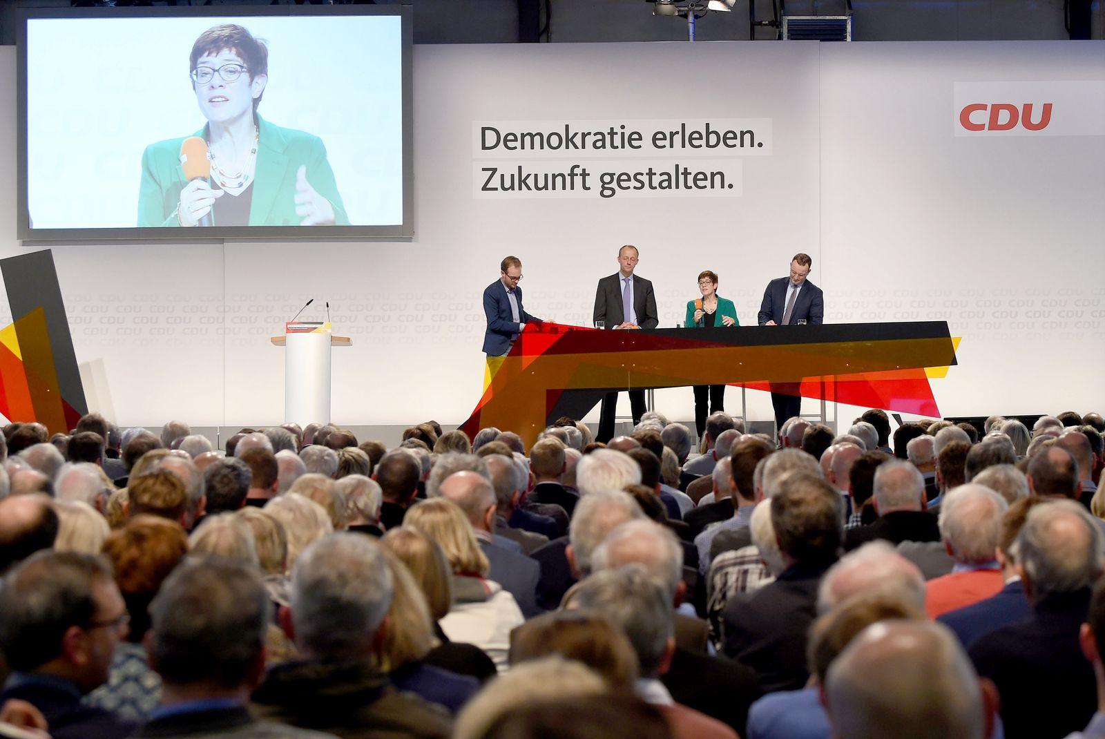 Regionalkonferenz der CDU in Bremen