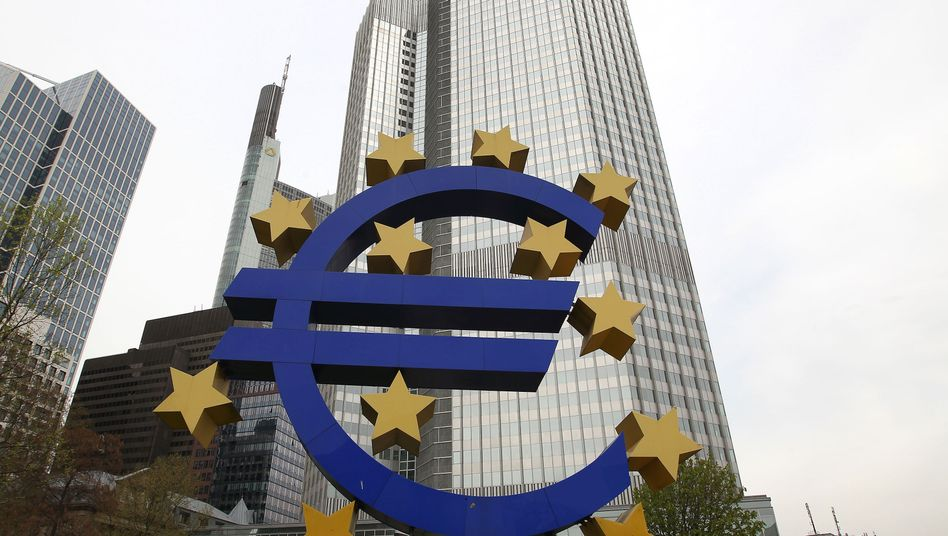 EZB-Zentrale in Frankfurt: Wichtigste Ratssitzung seit Jahren