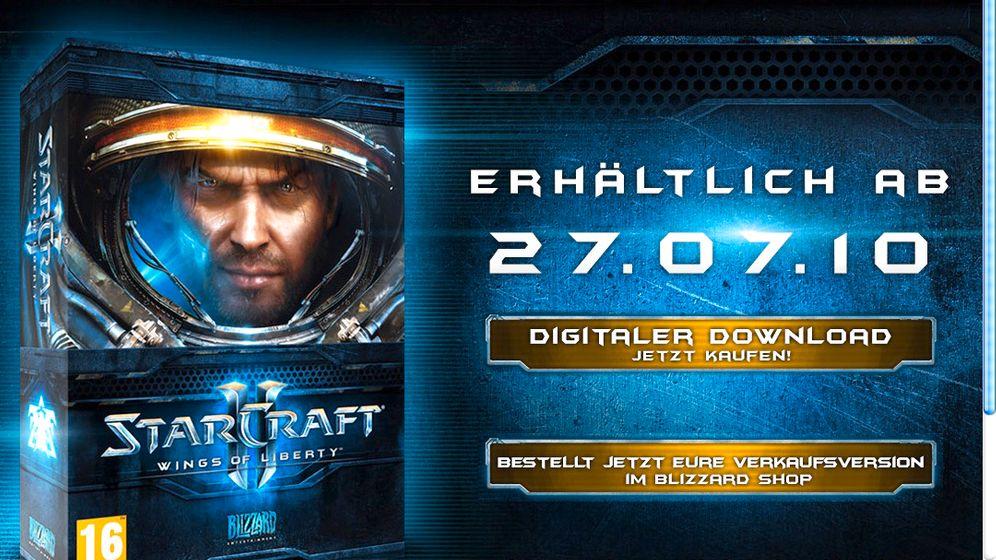 Launch: Starcraft 2 - das Spiel des Jahres?