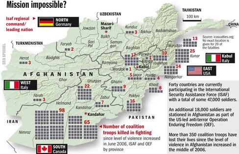 Graphic: Mission Impossible?