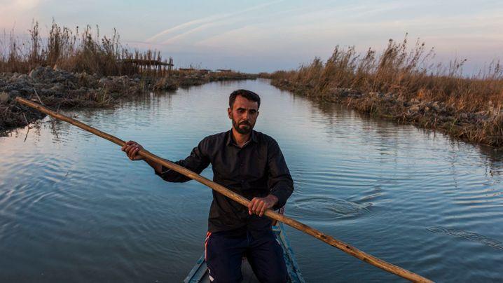Umweltkrise im Irak: Basra hat den Kanal voll