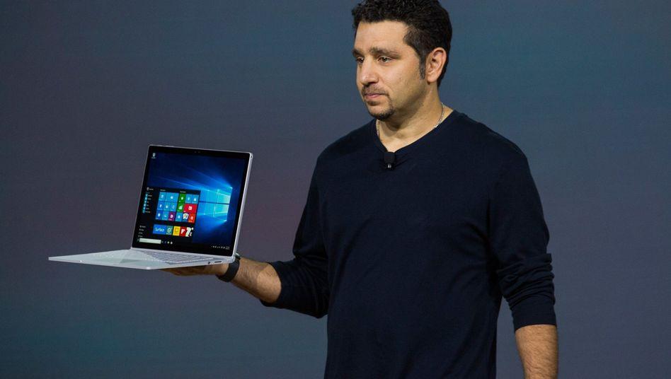 Surface Book von Microsoft: Große Überraschung