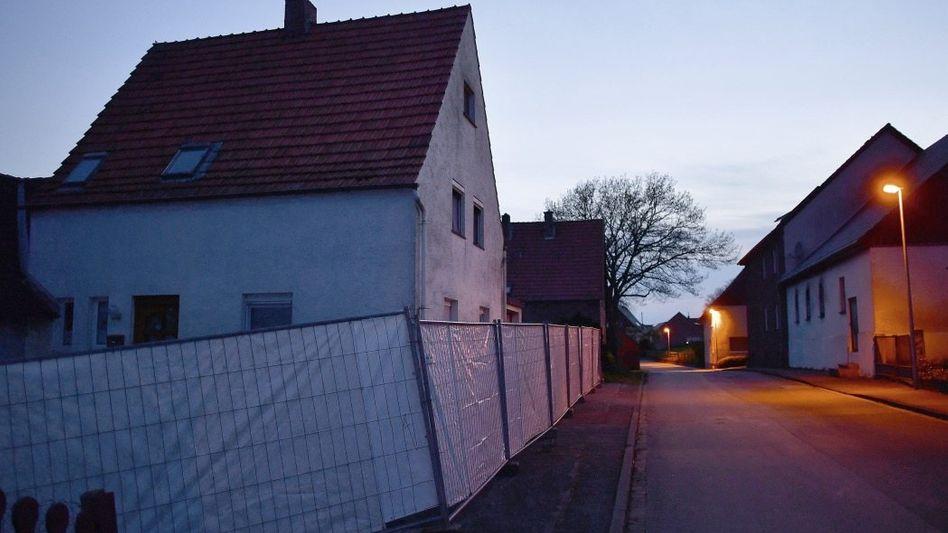 Tatort in Höxter-Bosseborn
