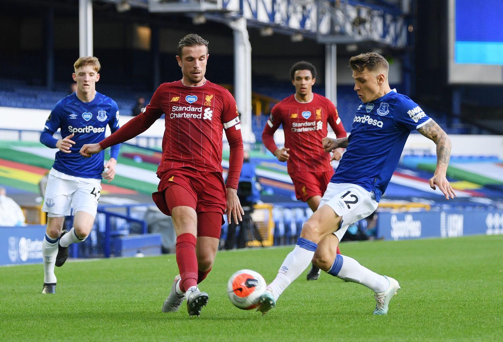 Premier League - Everton v Liverpool