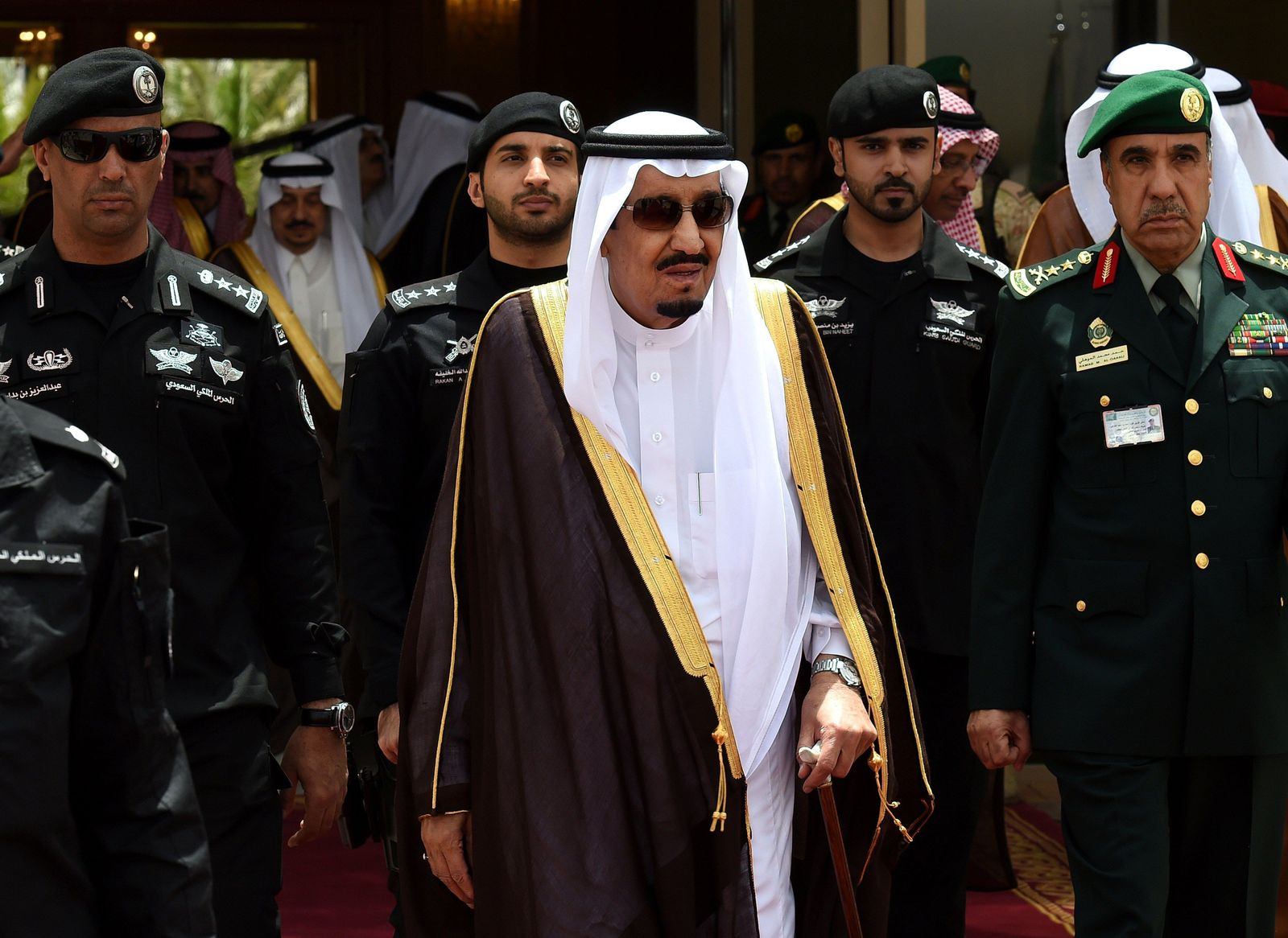 Salman/Saudi-Arabien