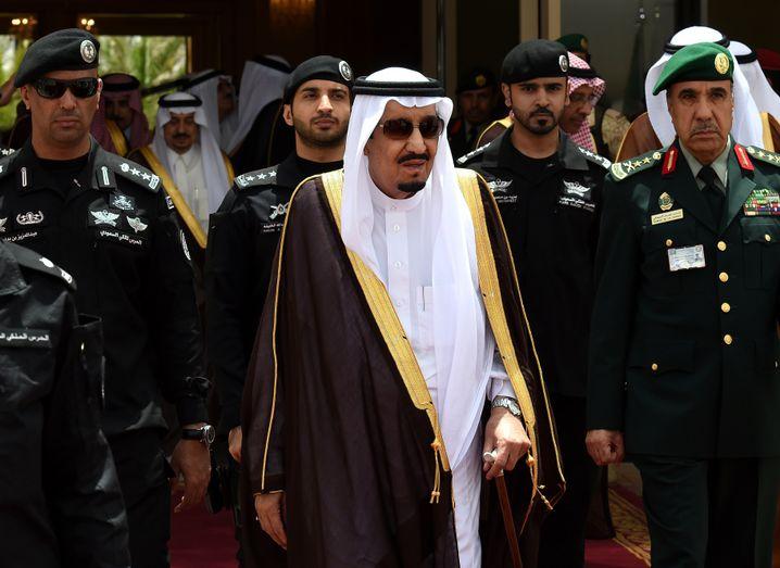 Saudi König Salman bin Abdulaziz: Angst vor einem erstarkenden schiitischen Iran