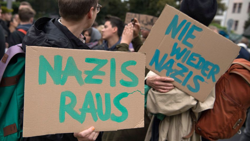 Demo gegen die AfD (Berlin, 2017)