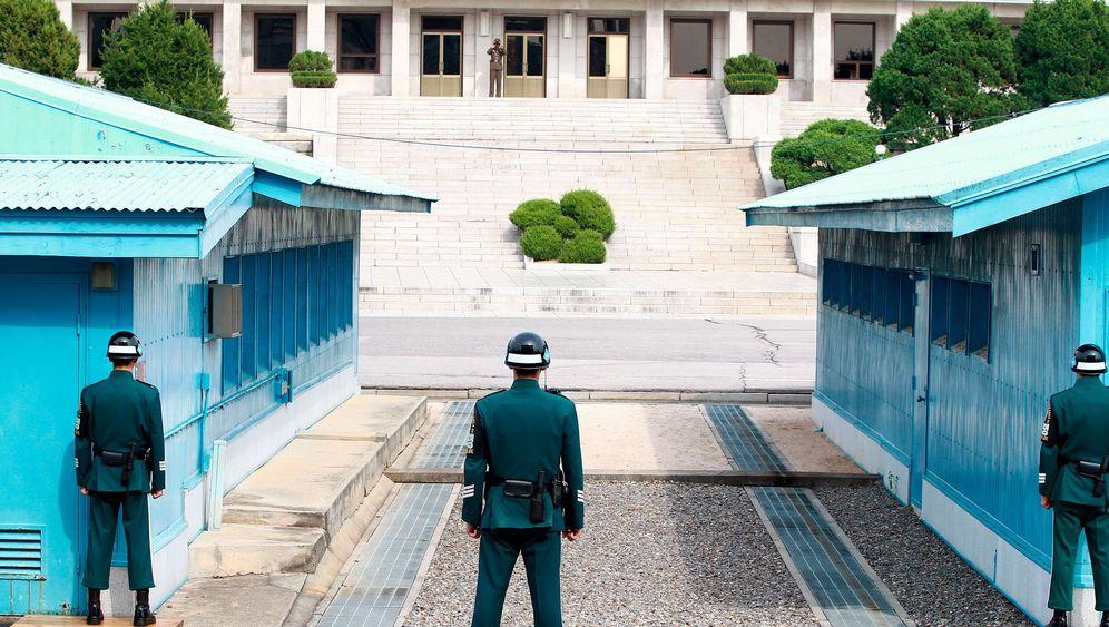 Panmunjom in Südkorea: Tourismus an der Grenze