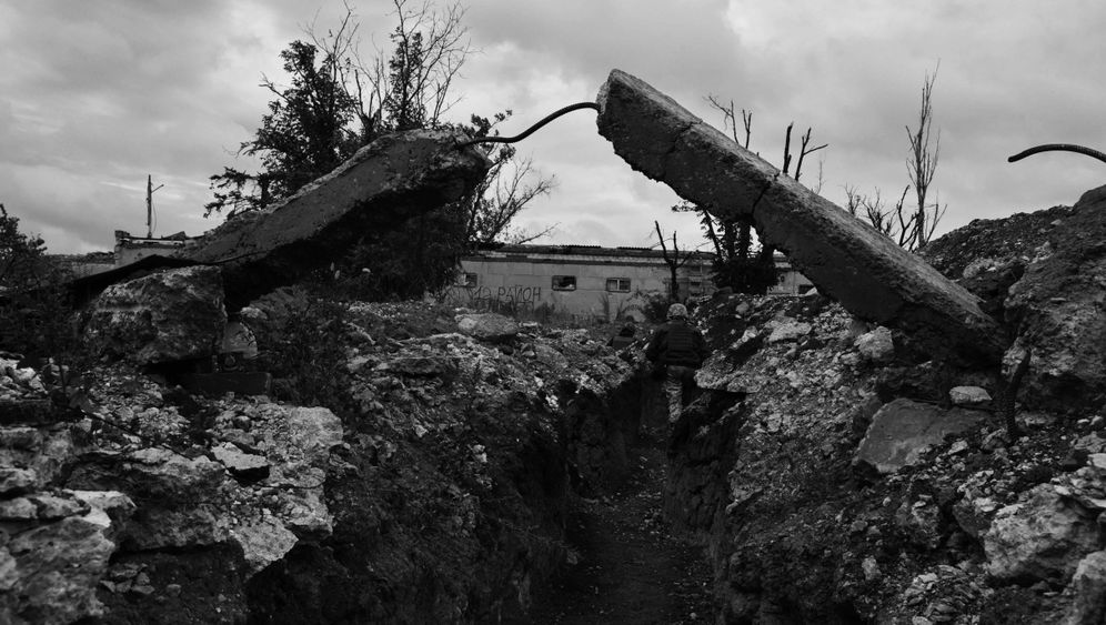 Fotostrecke: Hoffnungslosigkeit in Promka