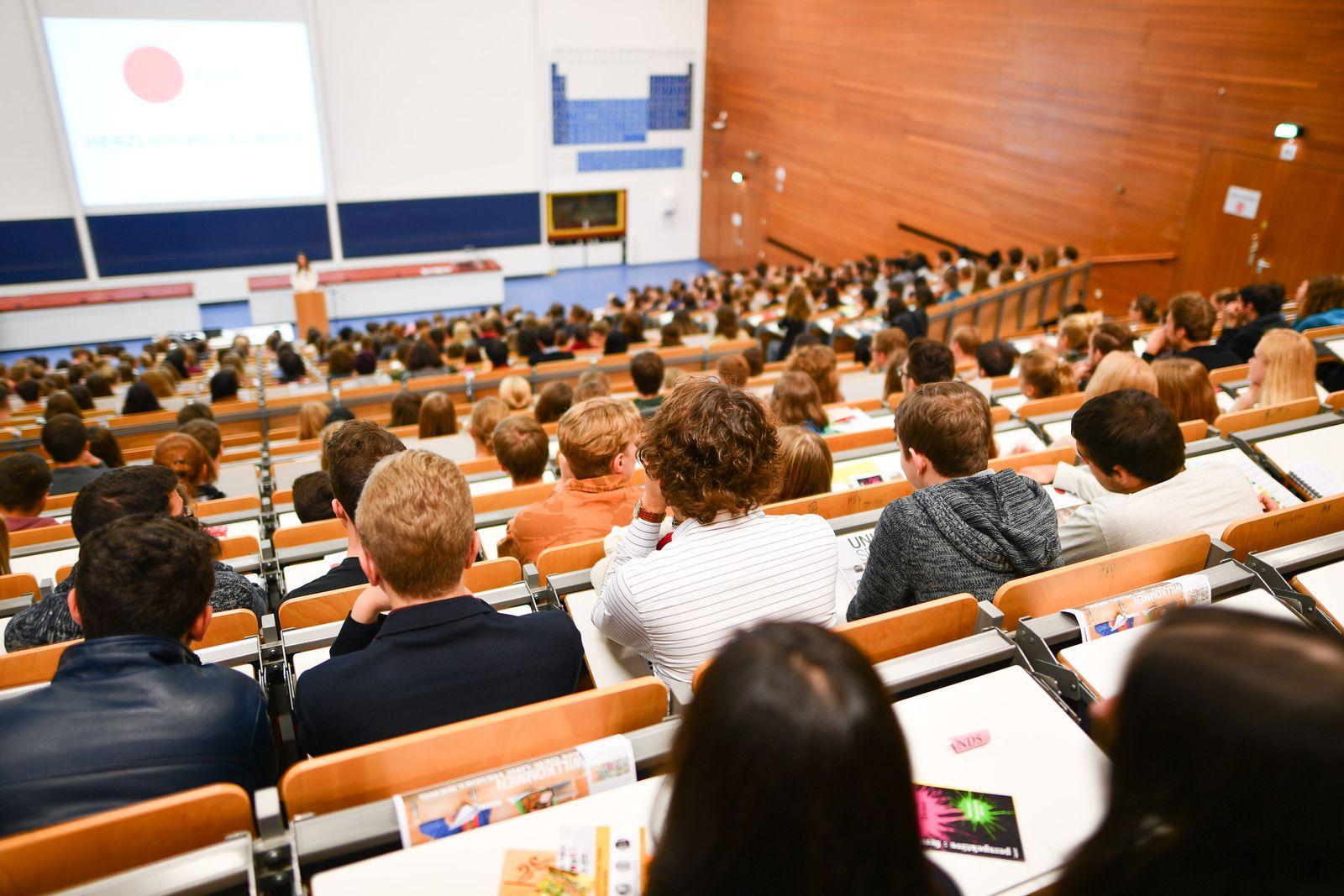 Hörsaal Heidelberg
