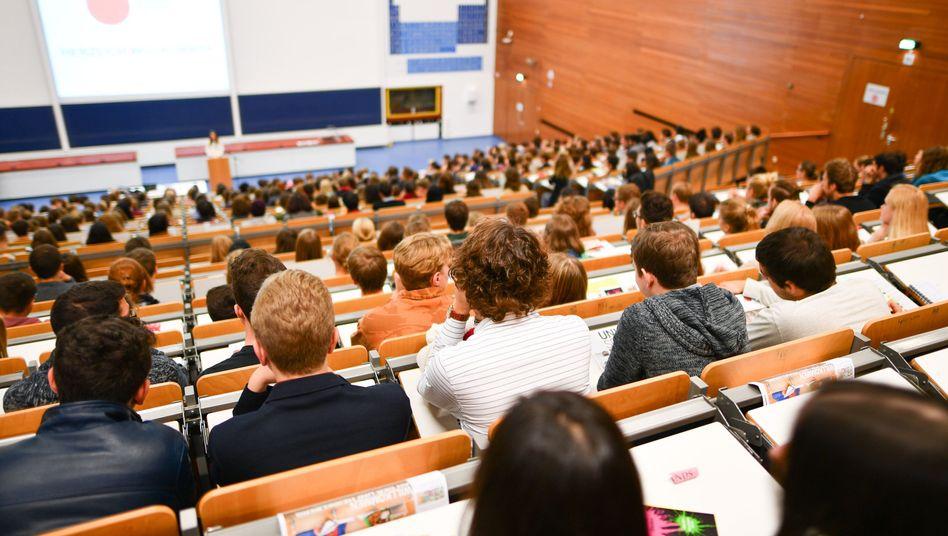 Studenten in Heidelberg