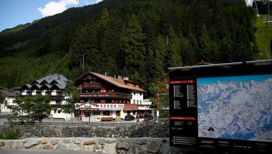 Österreichischer Skiort Ischgl: Vier Klagen nach Corona-Ausbruch im März eingereicht
