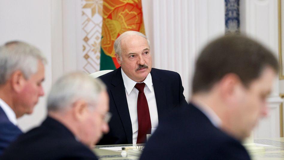 """Alexander Lukaschenko: Menschenrechtsverletzungen """"zweifelsfrei bewiesen"""""""