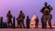 FBI überprüft 25.000 Soldaten, die Bidens Amtseinführung sichern sollen