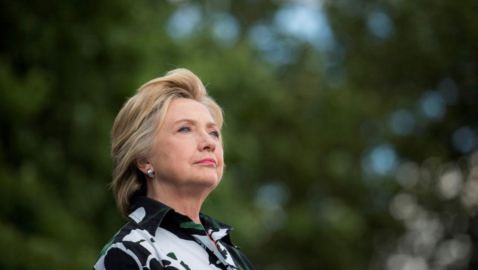 Meinungsstarke Feministin: Hillary Clinton