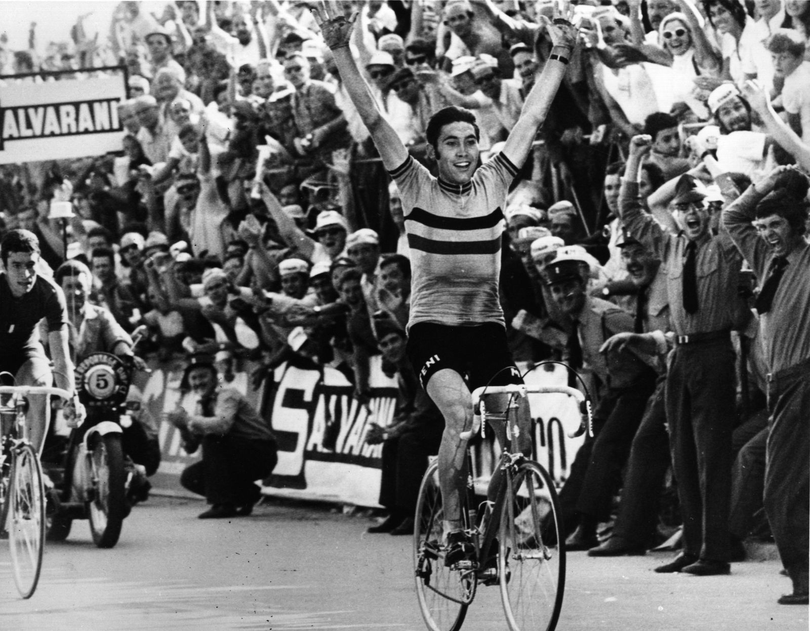 Merckx Wins