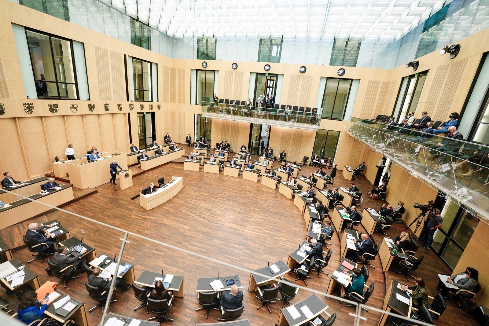 1008. Bundesratssitzung in Berlin Saal des Deutschen Bundesrates bei der 1008. Bundesratssitzung Berlin Berlin Deutschl