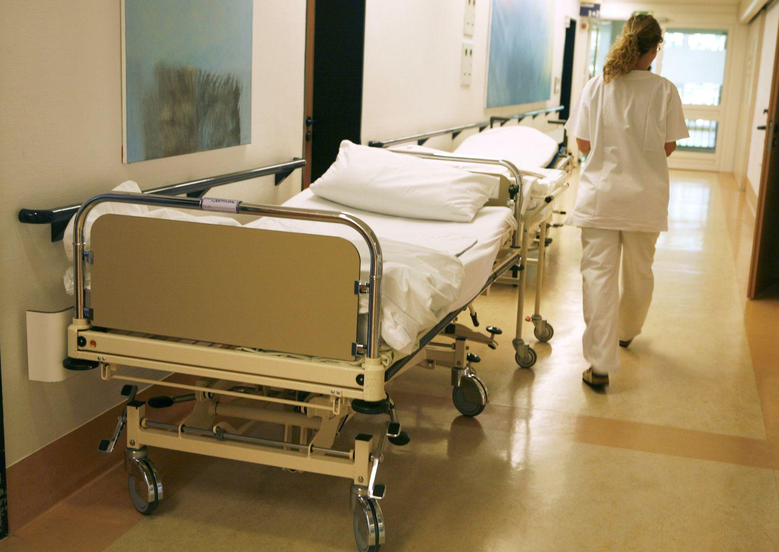 Krankenhaus / Krankenschwester