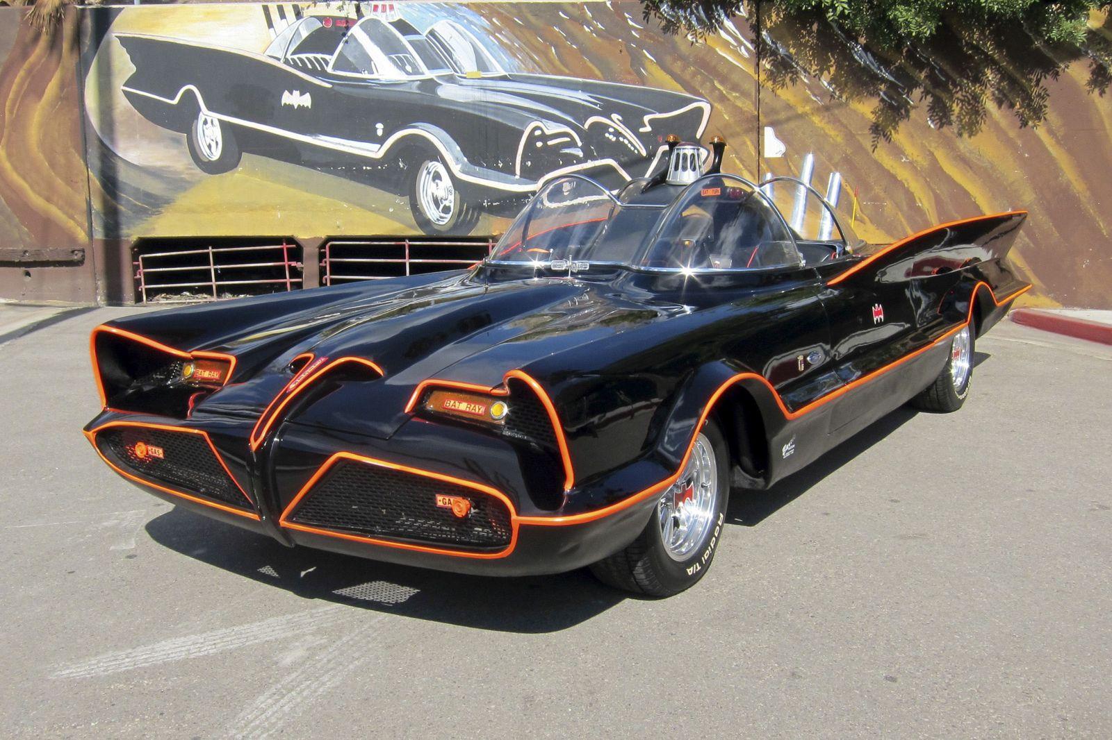 Batmobil Versteigurung