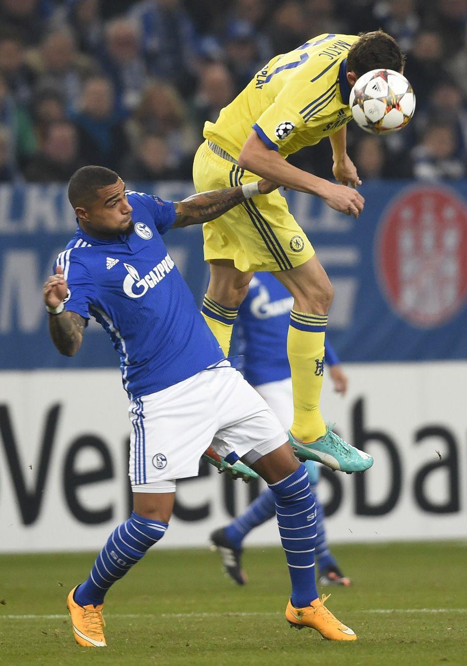 Schalke Gegen Chelsea
